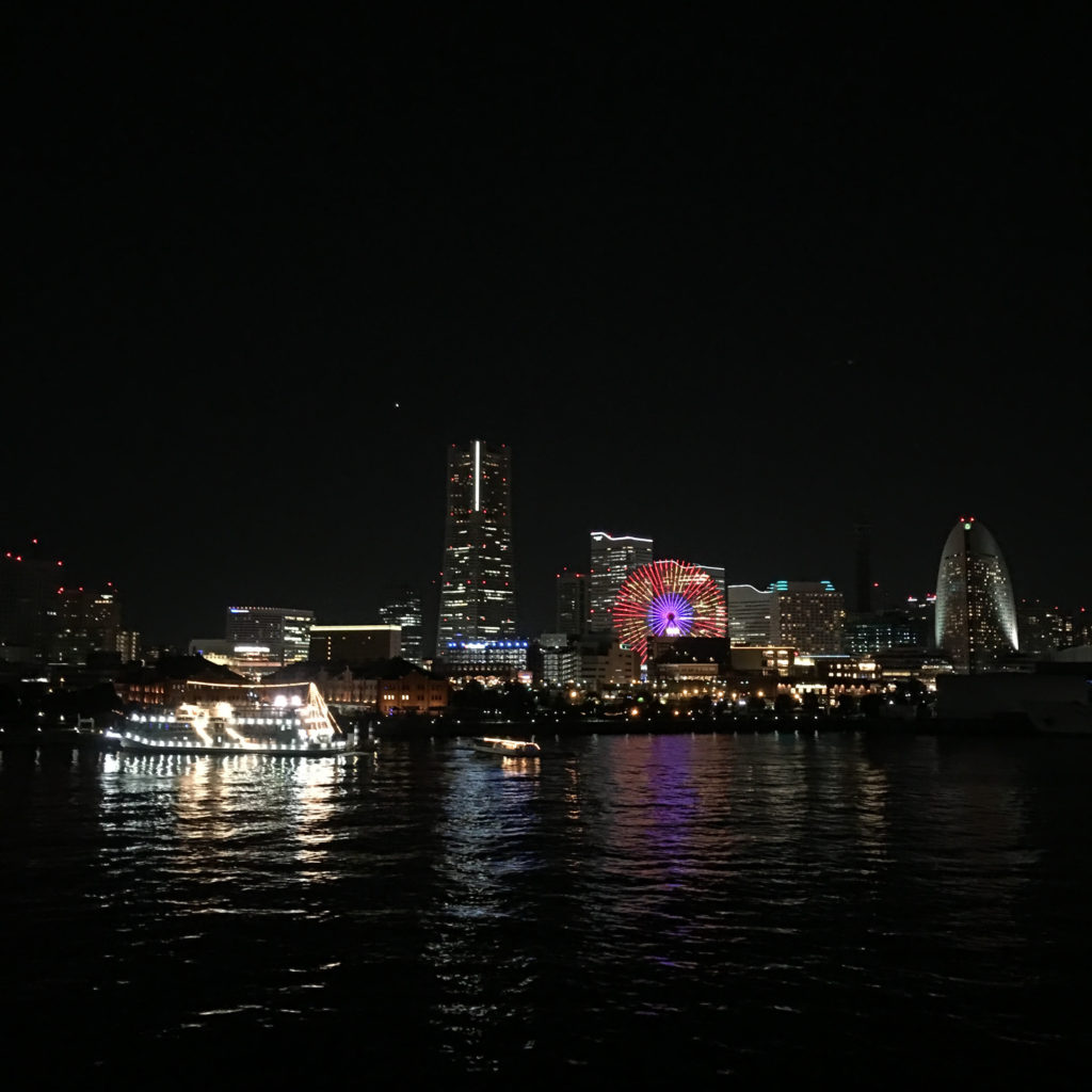 MM21 夜景