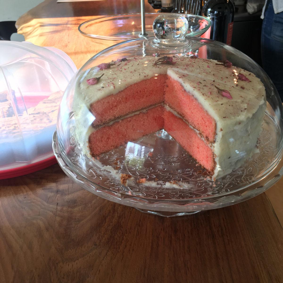 楽しい演奏と美味しいケーキ